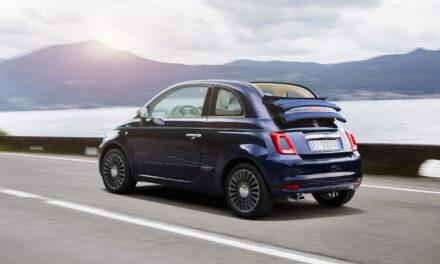 Fiat 500 Riva – tender….. lądowy