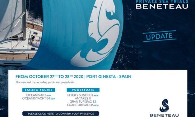 Beneteau – nowości rynkowe 2021