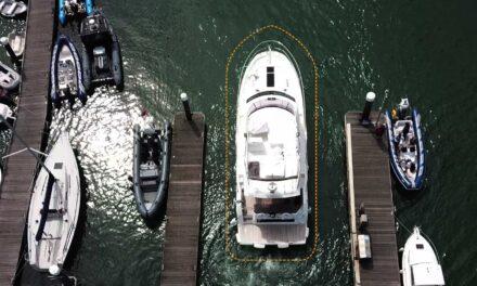 Raymarine DockSense – bezpieczne parkowanie jachtu