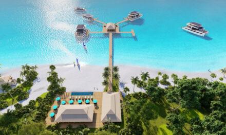 SILENT-YACHTS w SILENT RESORTS – raj na wyspie przyszłości