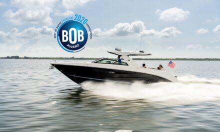 Sea Ray SLX 400 – więcej niż motorówka