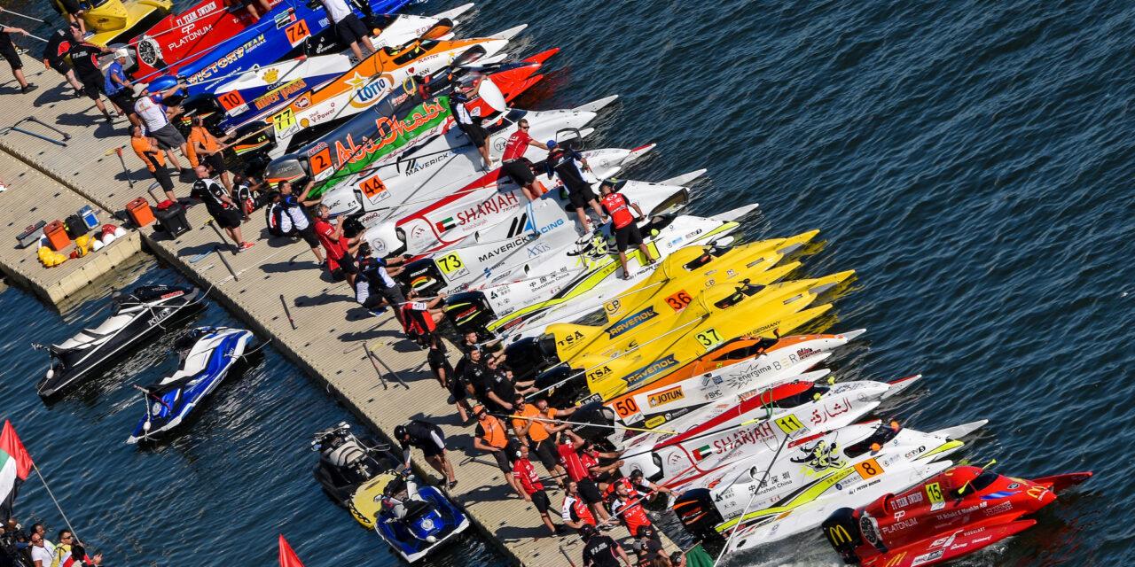 Wyścigi F1 H2O – Cała Naprzód!