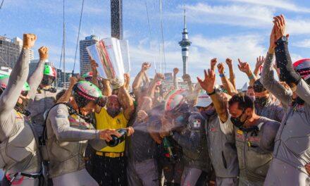 PRADA CUP dla Luna Rosa Prada Pirelli! Zwycięstwo 7:1 zakończyło pojedynek.