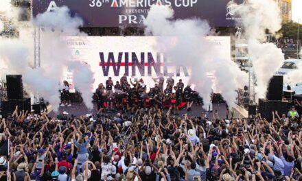 36th AMERICAS PRADA CUP – EMIRATES TEAM NEW ZEALAND WYGRYWA 36. PUCHAR AMERYKI