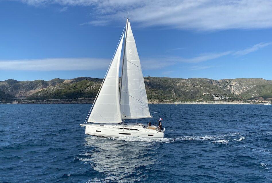 Oceanis 40.1 rodzinny cruiser – top nr 1 na sezon 2021