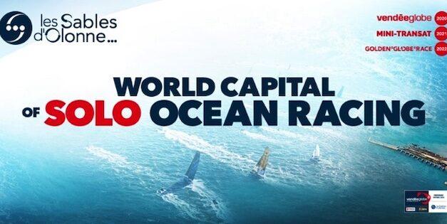 LES SABLES D'OLONNE – światową stolicą oceanicznych wyścigów samotników