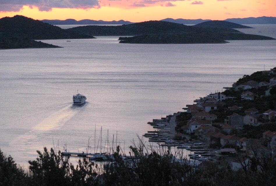 Ranking: Top 10 hitów czarterowych 2021. Nr 2 – Chorwacja – Dalmacja Północna – Aneks 1 – Archipelag Sibeniku