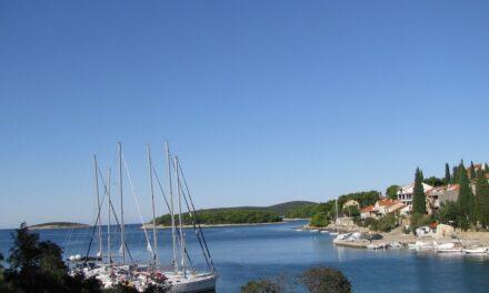 Ranking: Top 10 hitów czarterowych 2021. Nr 2 – Chorwacja – Dalmacja Północna
