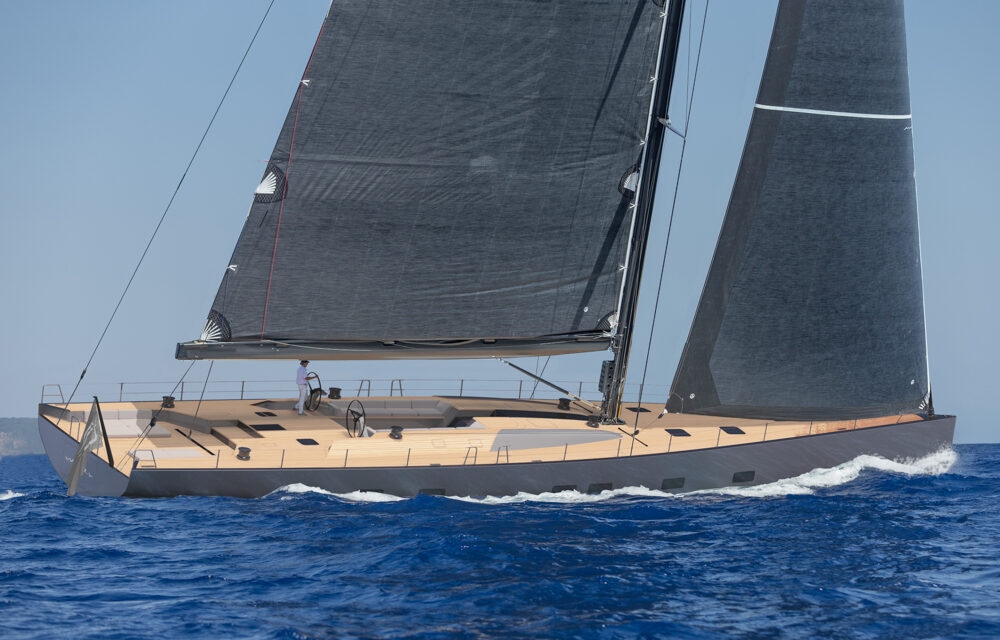 Wally 101 – cruiser & maxi racer – All in One