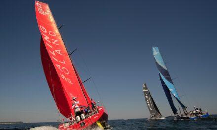 Z Gdyni do Sztokholmu. Ruszył kolejny wyścig pełnomorski The Ocean Race Europe Prologue.