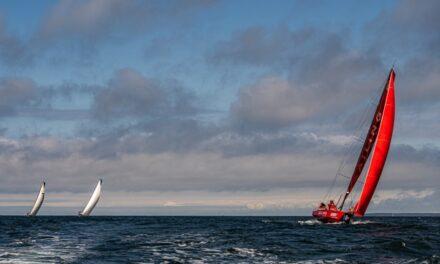 The Ocean Race Europe Prologue: Sailing Poland z kolejnym zwycięstwem! Polska załoga wygrała wyścig Kłajpeda – Gdynia!