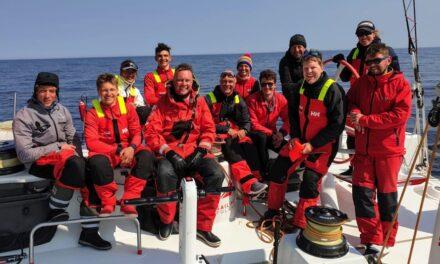 The Ocean Race Europe Prologue: wyścig Gdynia – Sztokholm zakończony, Sailing Poland na drugim miejscu.