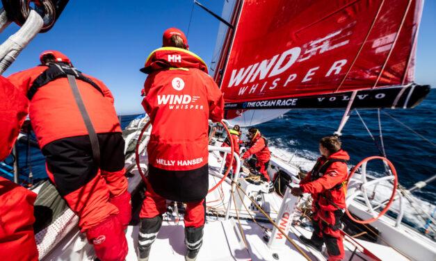 The Ocean Race Europe: Polacy kończą na drugim miejscu!!!