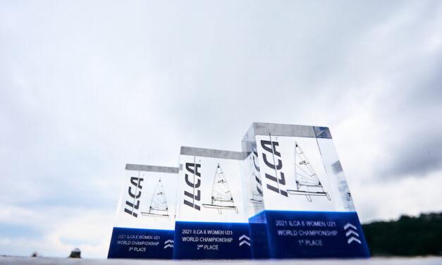 Mistrzostwa świata do lat 21 w klasach Laser (ILCA 7) i Laser Radial zakończone