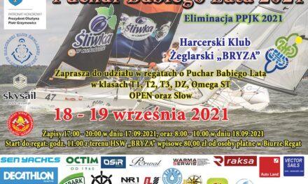 Puchar Polski Jachtów Kabinowych 2021 – eliminacje rozstrzygnięte