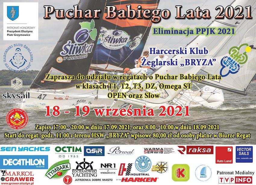 Puchar Polski Jachtów Kabinowych 2021 – eliminacje rozstrzygnięte. Relacja uczestnika regat.