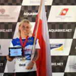 Anna Jachimek brązową medalistką Mistrzostw Świata Skuterów Wodnych w klasie Runabout GP4 Ladies.