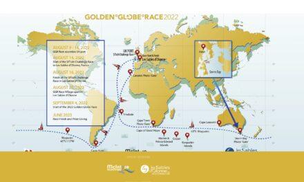 Odliczanie: 365 dni do startu Golden Globe Race 2022