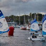 Olimpijczycy w żeglarstwie wrócili do korzeni. Agnieszka Skrzypulec wygrała Wyścig Mistrzów na łódce Optimist
