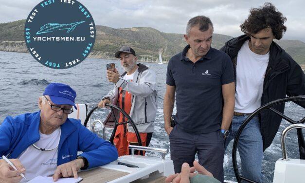 Beneteau Press Sea Trials 2021 – nowości w Port Ginesta